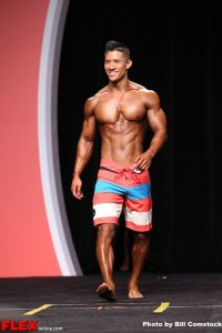 John Nguyen - Mens Physique Olympia - 2013 Mr. Olympia