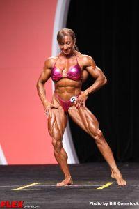 Juanita Blaino - Ms. Olympia - 2013 Mr. Olympia