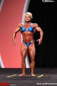 Anne Freitas - Ms. Olympia - 2013 Mr. Olympia