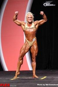 Debi Laszewski- Ms. Olympia - 2013 Mr. Olympia