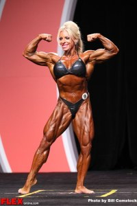 Cathy LeFrancois - Ms. Olympia - 2013 Mr. Olympia