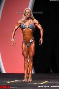 Bethany Cisternino - Fitness Olympia - 2013 Mr. Olympia