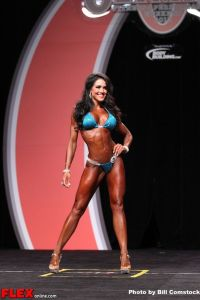 Jennifer Andrews - Bikini Olympia - 2013 Mr. Olympia