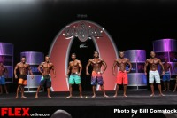 Comparison - Mens Physique Olympia - 2013 Mr. Olympia