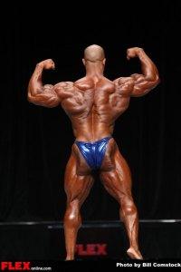 "James ""Flex"" Lewis - Mr. Olympia 212 - 2013 Mr. Olympia"