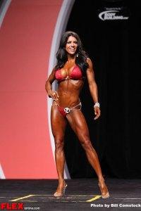 Amanda Latona - Bikini Olympia - 2013 Mr. Olympia