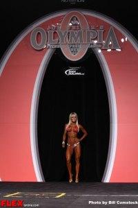 Justine Munro - Bikini Olympia - 2013 Mr. Olympia
