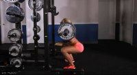Sarah Grace TrainingZone's Killer Butt and Legs Workout