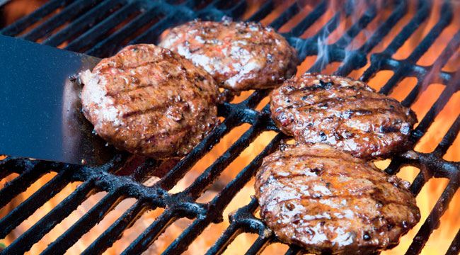6 Muscle-Building Burger Recipes