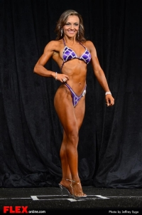 Susana Garcia Rivas - Figure A 35+ - 2013 North Americans