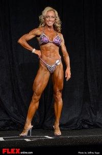Melissa Transou - Figure B 35+ - 2013 North Americans
