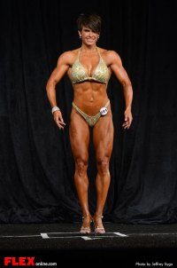 Rebecca Eger - Figure C 35+ - 2013 North Americans