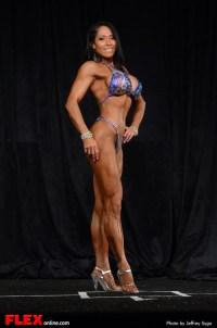 Denise Cadenas - Figure D 35+ - 2013 North Americans