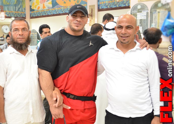 Big Ramy Turns 29 Years Old Today