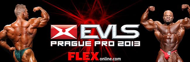 2013 IFBB Prague Pro
