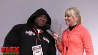 Exclusive Kai Greene Interview