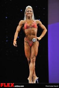 Melinda Szabo - Fitness - 2013 Arnold Classic Europe