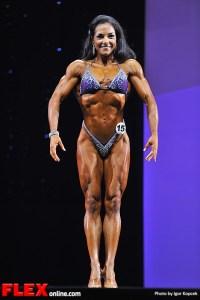 Fiona Harris - Fitness - 2013 Arnold Classic Europe