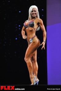 Ashley Sebera - Fitness - 2013 Arnold Classic Europe