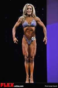 Ryall Graber - Fitness - 2013 Arnold Classic Europe