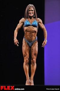 Amanda Hatfield - Fitness - 2013 Arnold Classic Europe