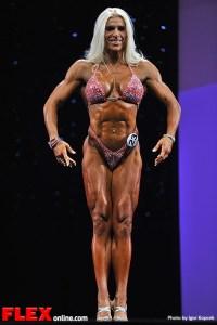 Regiane Da Silva - Fitness - 2013 Arnold Classic Europe