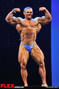 Alexey Lesukov - Men's Bodybuilding - 2013 Arnold Classic Europe