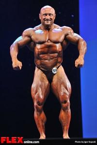 Robert Piotrkowicz - Men's Bodybuilding - 2013 Arnold Classic Europe