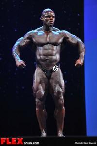 Hunnington Glanville - Men's Bodybuilding - 2013 Arnold Classic Europe