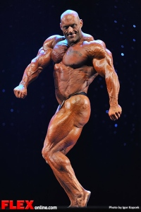 Marin Kjellstrom - Men's Bodybuilding - 2013 Arnold Classic Europe