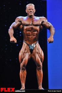 Dennis Wolf - Men's Bodybuilding - 2013 Arnold Classic Europe