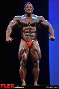 Roelly Winklaar - Men's Bodybuilding - 2013 Arnold Classic Europe