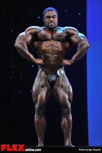 Brandon Curry - Men's Bodybuilding - 2013 Arnold Classic Europe