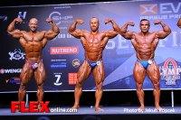 Comparison - Men's 212 - 2013 EVL's Prague
