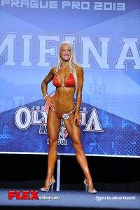 Michelle Brannan - Bikini - 2013 EVL's Prague