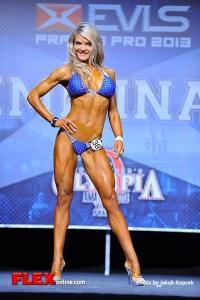 Vladimira Krasova - Bikini - 2013 EVL's Prague