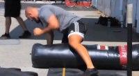 Ilir Latifi's UFC Ground and Pound Workout