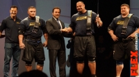 SHAW WINS ARNOLD CLASSIC EUROPE STRONGMAN