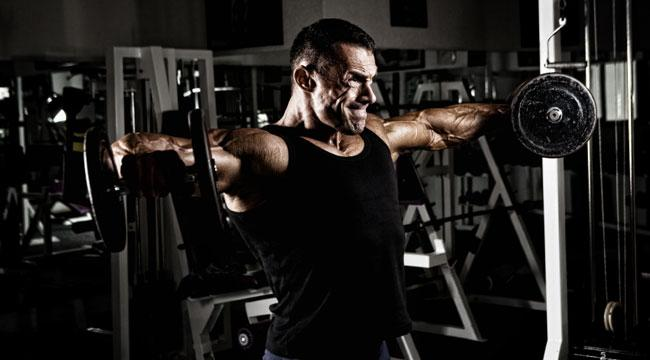 The Flying Solo Workout   Muscle & Fitness