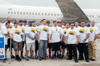 """Universal Nutrition """"Pulling Together"""" for Charity"""