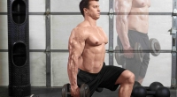 Step Back for Size: Dumbbell Reverse Lunge