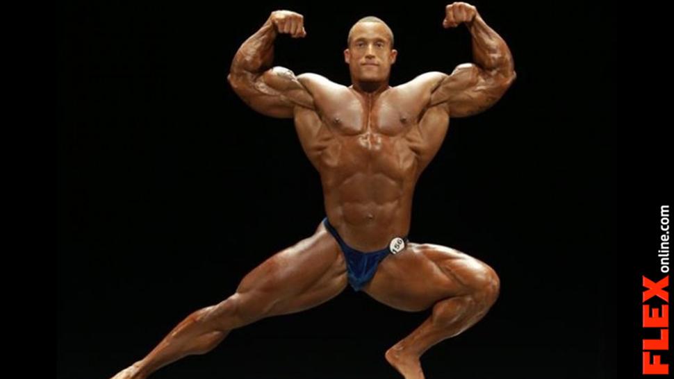 Kevin Jordan - Final Posing Routine - 2013 NPC Nationals