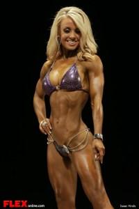 Annie Parker - Bikini A - 2013 NPC Nationals