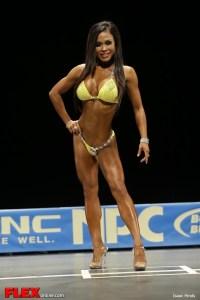 Lisa Asuncion - Bikini B - 2013 NPC Nationals