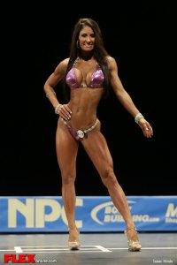 Angelika Perez -  Bikini C - 2013 NPC Nationals