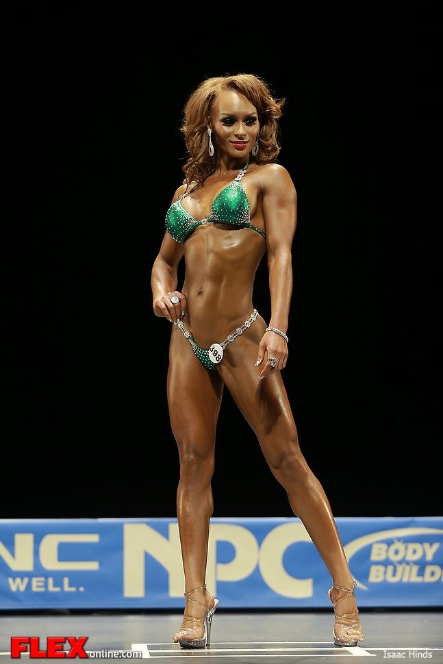Kenea Yancey - Bikini D - 2013 NPC Nationals