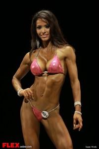 Anne-Marie Caravalho - Bikini D - 2013 NPC Nationals