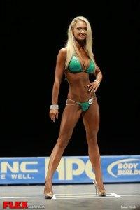 Whitney Wiser - Bikini E - 2013 NPC Nationals
