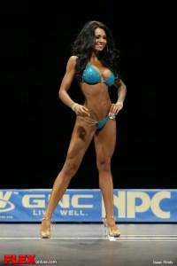 Ashlee Rhodes - Bikini F - 2013 NPC Nationals