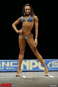 Ivory Crofoot - Bikini F - 2013 NPC Nationals